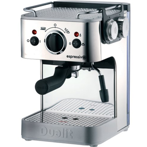 Dualit 84200 Espressivo Coffee Maker