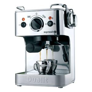 Dualit 84200 Espressivo Coffee Machine