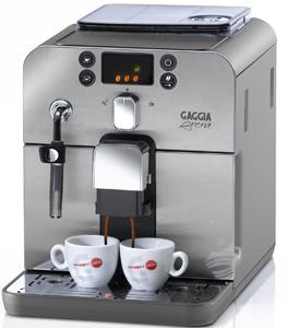 Gaggia Brera Espresso Coffee Machine