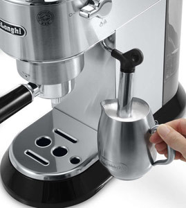 De'Longhi EC680.M Premium Pump Coffee Machine