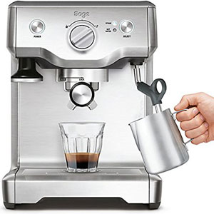 Sage by Heston Duo Temp Pro Espresso Machine