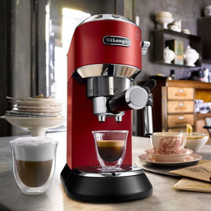 De'Longhi 0132106169 Dedica Coffee Machine