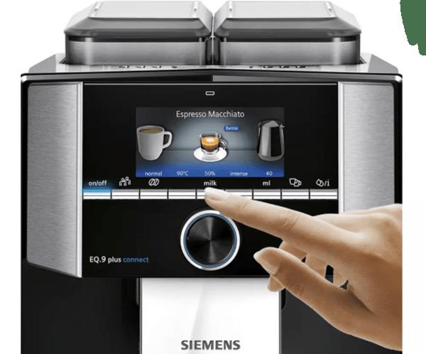 Siemens EQ.9 plus connect S700 Bean to Cup Coffee Machine